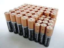 New Duracell CopperTop Alkaline 80 AA & 20 AAA Batteries with DuraLock - 100 pcs