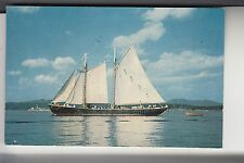 Windjammer Off the Maine Coast Vacation Cruises by Hurd Portland ME Maine