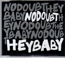 (BU698) No Doubt, Hey Baby - 2002 DJ CD