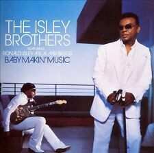 Baby Makin' Music (Feat. Ronald Isley AKA Mr. Biggs), New Music
