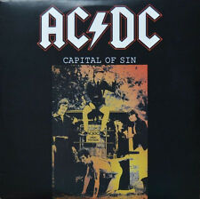 AC/DC Capital Of Sin 2 x LP New color Vinyl Bon Scott Final Concert 1979