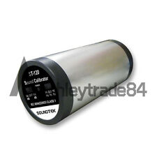 Tenmars ST-120 Class1 Sound Level Calibrator Output sound level : at 94dB and 11