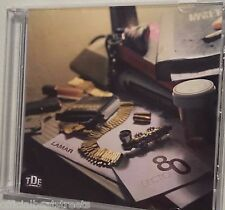 Top Dawg Entertainment Section 80 Kendrick Lamar Mixtape CD Mix Rap Rare Classic