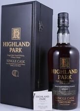 Highland Park 1980 25 Years Cask 7363 Scotch Whisky 55,5% - one of 540 bottles