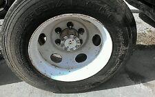 6 lug, older international rear end, disc brakes, 9r22.5 tires