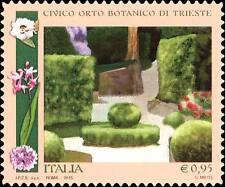 # ITALIA ITALY - 2015 - Giardino Botanico Trieste - Tourism Park - Stamp MNH