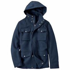 $228 A1EP9 Timberland Men's  TENNEY MOUNTAIN M65 WOOL JACKET Size small