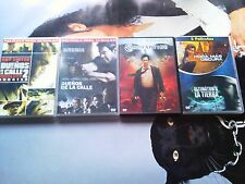 LOS DUEÑOS d CALLE 1 2+ CONSTANTINE + MAN OF TAI CHI + Wacher keanu reeves 6 DVD