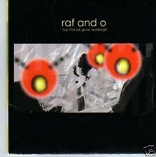 (585N) Raff And O, Has The Air Gone Walking - DJ CD