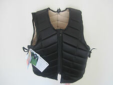 ADULT SMALL BRAND NEW HORSE RIDING BODY PROTECTOR.W