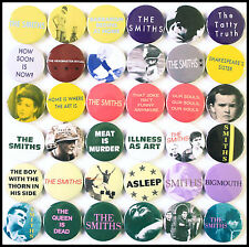 The Smiths 1985-1986  Badge Set - 36 Quality Pin / Button Badges
