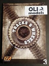 AK Learning Series 3 Tracks & Wheels - Guide Book - AK Interactive 274