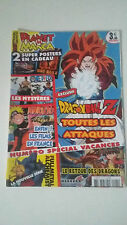 Magazine PLANET MANGA N°21 - Août 2009 - DRAGON BALL Z ONE PIECE NARUTO BAKUGAN