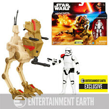 Star Wars The Force Awakens Desert Assault Walker - Exclusive new in stock
