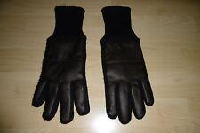 H&M Handschuhe, Größe: S/M, Farbe: braun/dunkelblau
