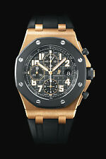 Audemars Piguet Royal Oak Offshore Rubberclad Latest Dial 25940OK.OO.D002CA.02