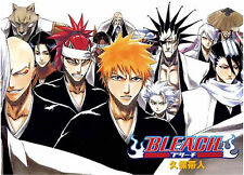 Bleach Set Series Collection Paperback Books 1-60 by Tite Kubo ***BRAND NEW!***