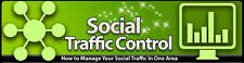 How To Manage Your Social Traffic- Video Tutorials on 1 CD