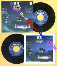 LP 45 7'' NUGGETS N.Y. with proud mary 1979 italy PHILIPS 6025 226 no cd mc dvd