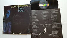 DAVID POMERANZ - New Blues 1971 FOLK ROCK Soft Psych (LP) Decca + Inner