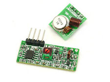 Moduli RF 433MHz coppia Rx + Tx Arduino Wireless radio ARDUINO RASPBERRY