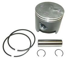 "WSM Yamaha 48 / 55 / 75-90 Hp Piston kit 3.228"" Bore  6H1-11631-03-95, 100-265k"