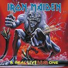 A Real Live Dead One by Iron Maiden (CD, Jan-2006, 2 Discs, Sony Music...