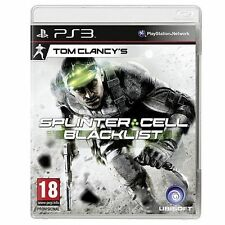 Ps3 Splinter Cell Black List (2013) - Used - Playstation 3