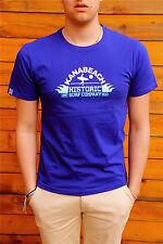 tee shirt bleu KANABEACH palombe-03 TAILLE M  NEUF ÉTIQUETTE valeur 39€