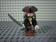 LEGO Pirates Of The Caribbean - Jack Sparow w/Sword Minifigure Only - 4193 -