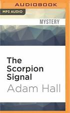 Quiller: The Scorpion Signal 9 by Adam Hall (2016, MP3 CD, Unabridged)