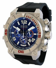 BARBOS PACIFIC CHRONOGRAPH WATER RESISTANT 3300ft/1000m DIVER WATCH.