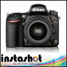 Nikon D750 DSLR Camera (Body Only) + 3 Year Warranty