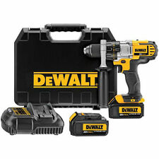 Dewalt DCD980M2  Drill Driver Kit 20 V 3 Speed 0-575 RPM Ratcheting Li-Ion
