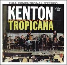 At The Las Vegas Tropicana - Stan Kenton (1996, CD NIEUW)