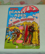 vtg AHI Planet of the Apes POTA Galen SKY DIVING PARACHUTIST MOC cracked bubble