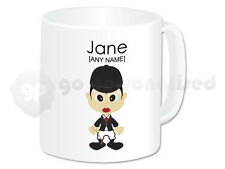 Personalised Gift Female Jockey Mug Horse Rider Present Novelty Fun Christmas #4