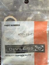 DEVILBISS AUTOMOTIVE REFINISHING MBD-11-K5 LOCK NUT