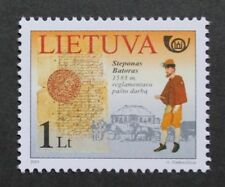 418th anniversary of introduction of postal rates based on weight stamp, 2001