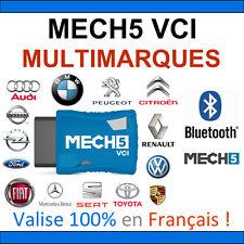 MECH5 + 1 mois abonnement - Diagnostic PRO Auto - AUTOCOM DELPHI KTS ELM327