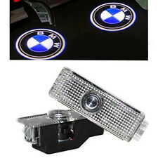 2x Welcome Light Logo LED Step Door Courtesy Ghost Shadow Laser Projector BMW
