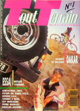 TOUT TERRAIN MAGAZINE COLLECTION  72 NUMEROS 4x4 DAKAR PATROL LAND TOYOTA RANGE