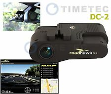 Timetec Roadhawk DC2 1080P HD Car Dash Came Video Recorder GPS G Sensor Blackbox