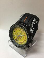 Timex T49707 Expedition E-Instruments Compass Yellow Black Men's Watch