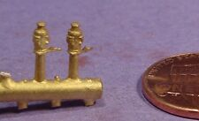 HO/HOn3 BRASS WISEMAN BACK SHOP HBS080 STEAM LOCOMOTIVE MARKER LAMPS