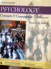 Psychology Concepts & Connections Eighth Edition by Spencer A. Rathus