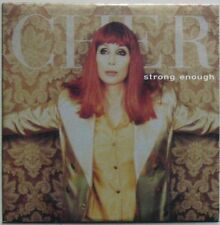 CHER  STRONG ENOUGH  CD Single  2 TRACKS