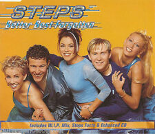 STEPS - Better Best Forgotten (UK 3 Tk Enh CD Single Pt 2)