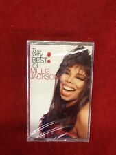 The Very Best of Millie Jackson by Millie Jackson Cassette