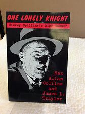 ONE LONELY KNIGHT: Mickey Spillane's Mike Hammer - 1984